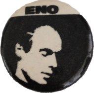 Brian Eno Pin
