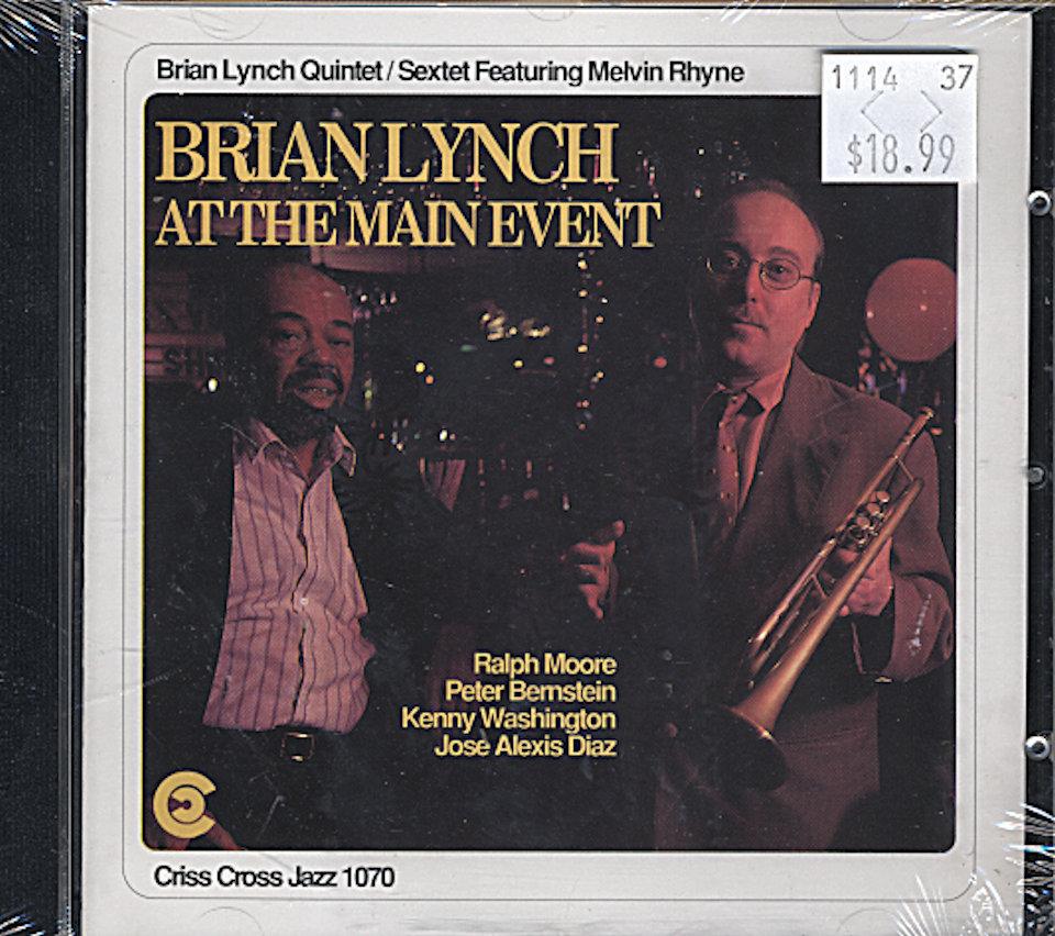Brian Lynch Featuring Melvin Rhyne CD