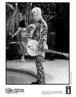 Brian Setzer Orchestra Promo Print