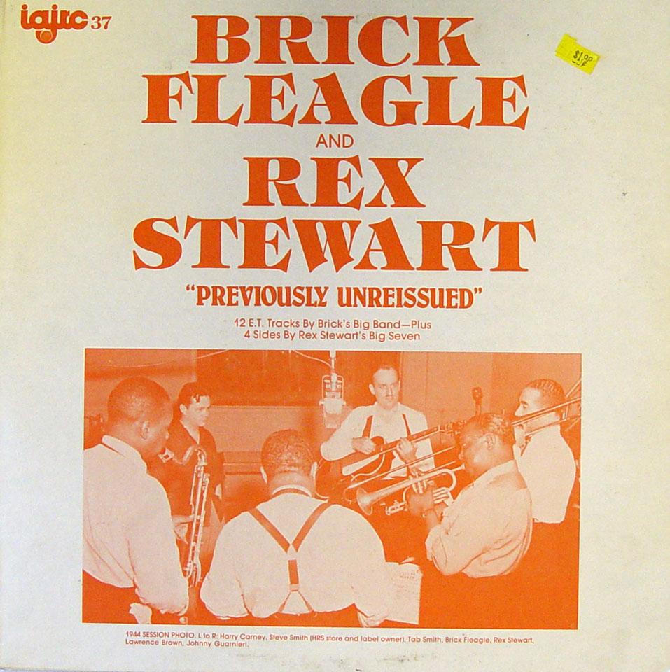 "Brick Fleagle Vinyl 12"" (New)"
