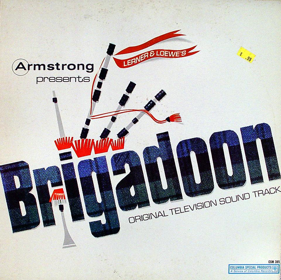 """Brigadoon Vinyl 12"""""""