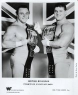 British Bulldogs Promo Print