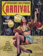 Broadway-Hollywood Carnival Vol. 1 No. 1 Magazine