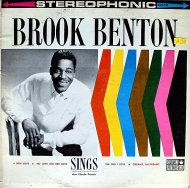 """Brook Benton / Charlie Francis Vinyl 12"""" (Used)"""
