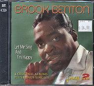 Brook Benton CD