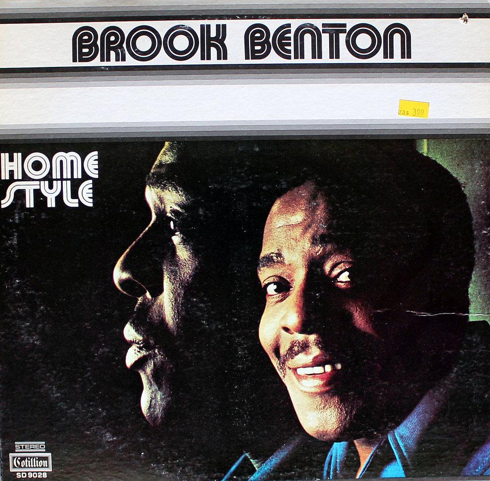 "Brook Benton Vinyl 12"" (Used)"