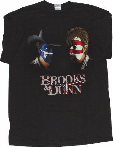 Brooks & Dunn Men's Vintage T-Shirt