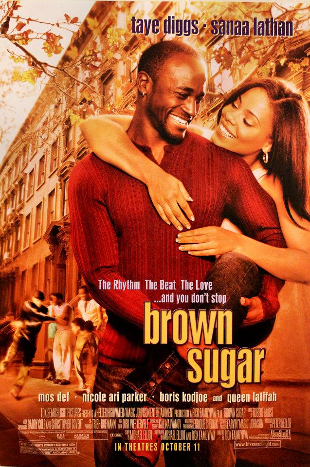 brown sugar poster oct 1 2002 at wolfgangs