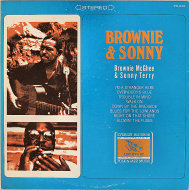 """Brownie McGhee & Sonny Terry Vinyl 12"""" (Used)"""