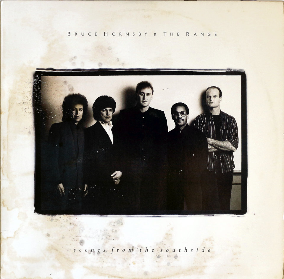 """Bruce Hornsby and the Range Vinyl 12"""" (Used)"""