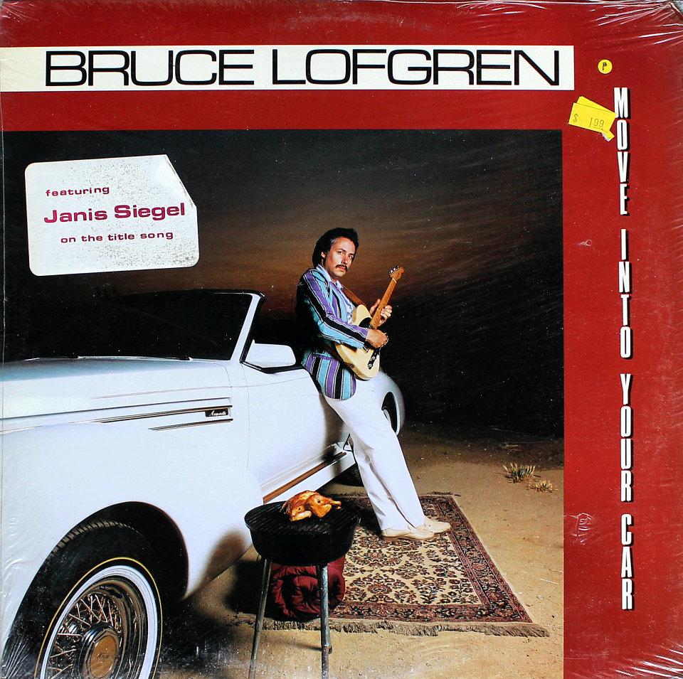 """Bruce Lofgren Vinyl 12"""" (New)"""