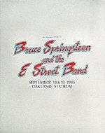 Bruce Springsteen & the E Street Band Pelon