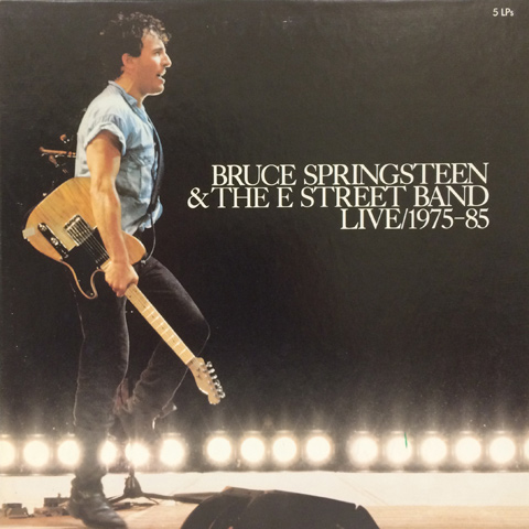 "Bruce Springsteen & the E Street Band Vinyl 12"" (Used)"