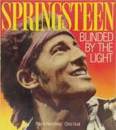 Bruce Springsteen: Blinded By The Light Book