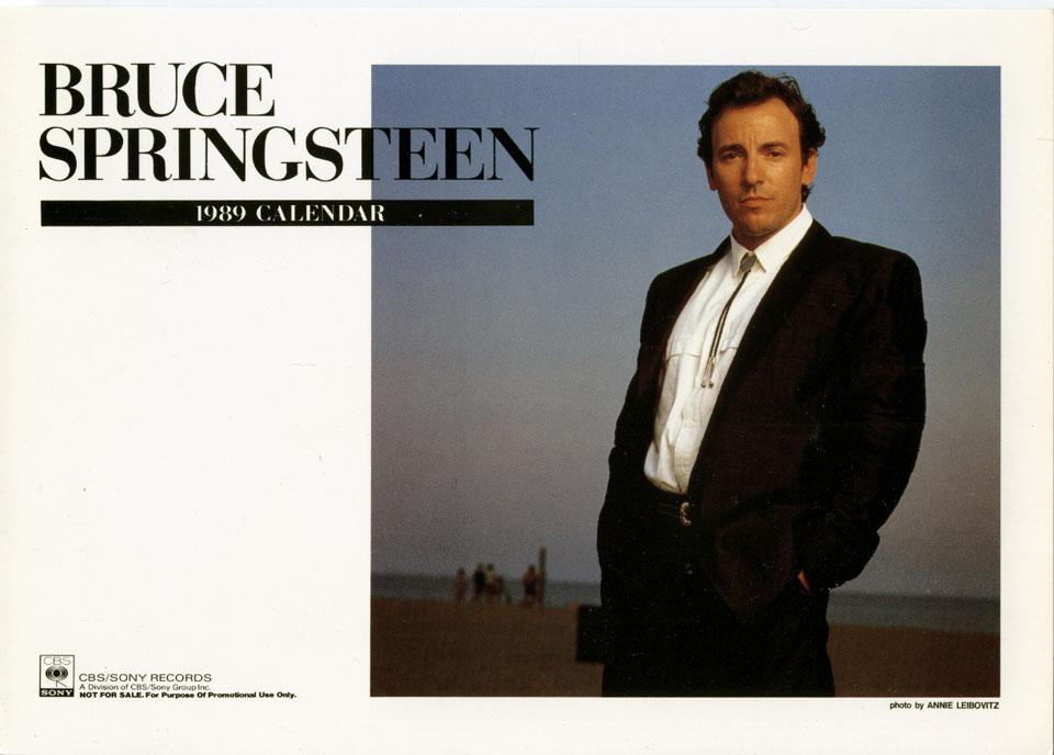 Bruce Springsteen Calendar