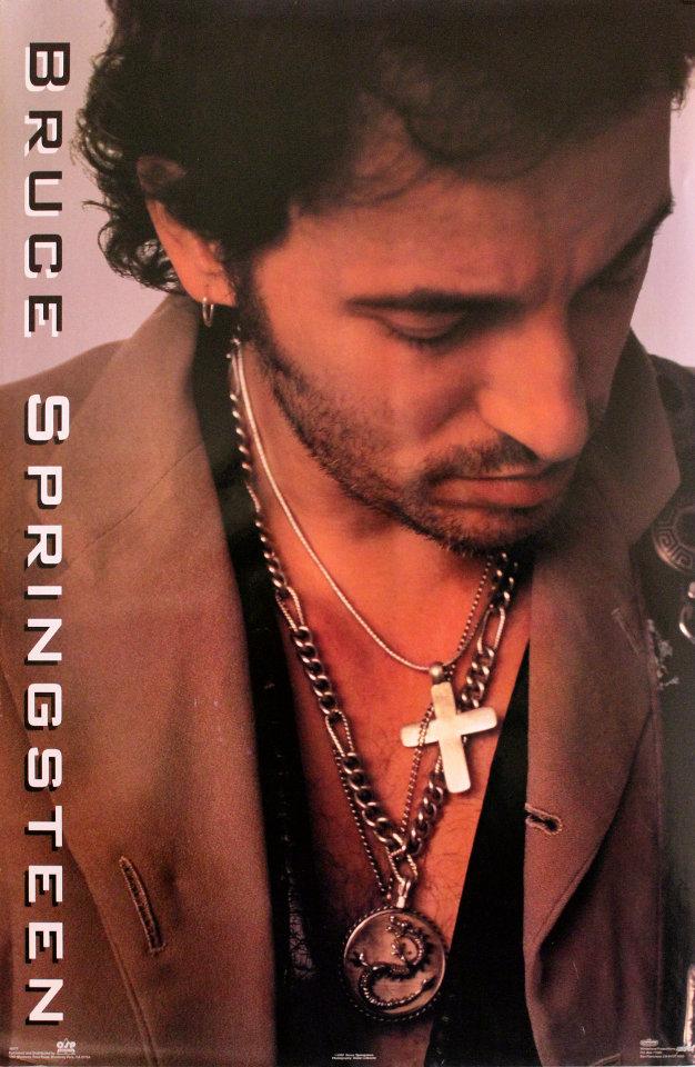 Bruce Springsteen Poster