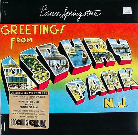 "Bruce Springsteen Vinyl 12"" (New)"