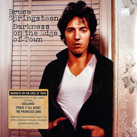 "Bruce Springsteen Vinyl 12"" (New)"
