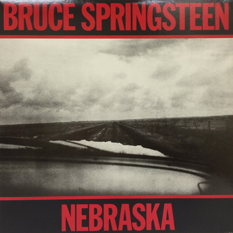 "Bruce Springsteen Vinyl 12"" (Used)"