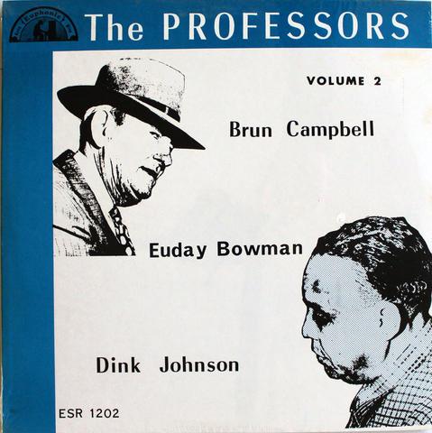 "Brun Campbell Vinyl 12"" (New)"