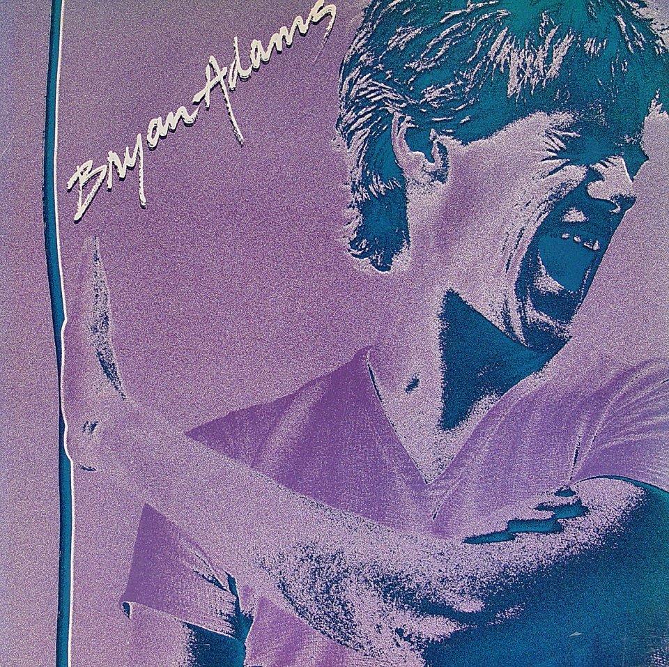 """Bryan Adams Vinyl 12"""" (Used)"""