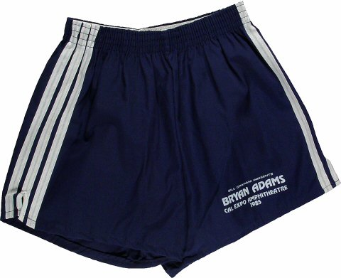 Bryan Adams Women's Vintage Shorts