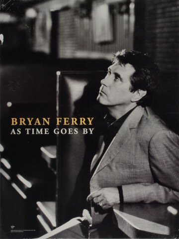 Bryan Ferry Poster