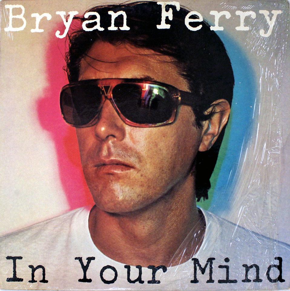 Bryan Ferry In Glasses