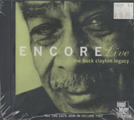 Buck Clayton CD