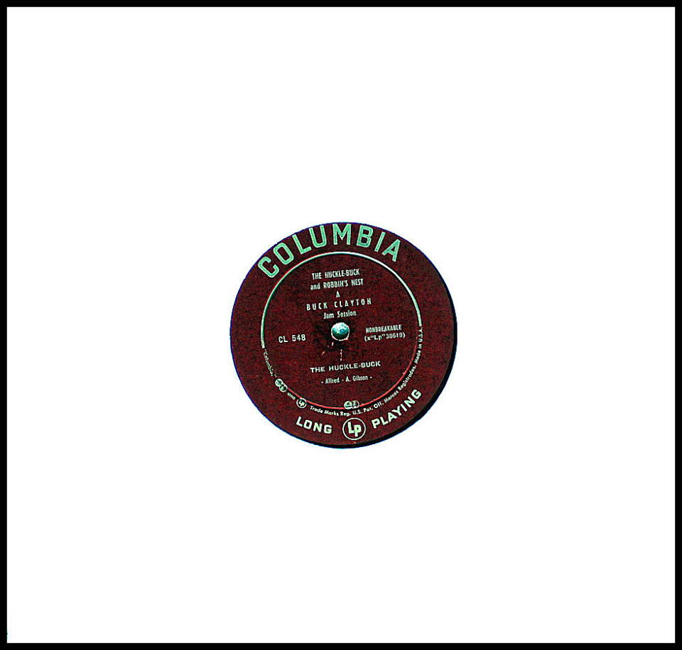 "Buck Clayton Vinyl 12"" (Used)"