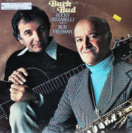"Bucky Pizzarelli with Bud Freeman Vinyl 12"" (Used)"