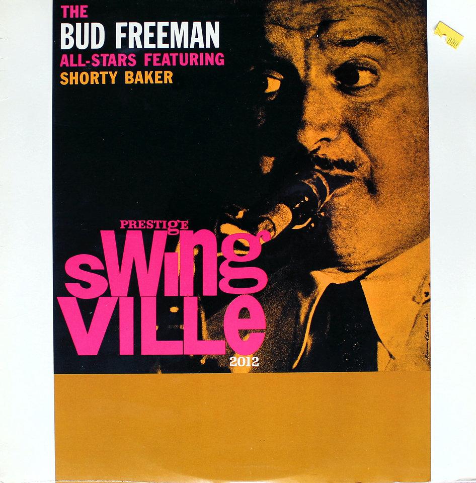 "Bud Feeman All Stars Vinyl 12"" (New)"