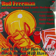 "Bud Freeman And His Summa Cum Laude Orchestra Vinyl 12"" (New)"