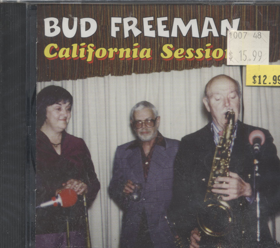 Bud Freeman CD