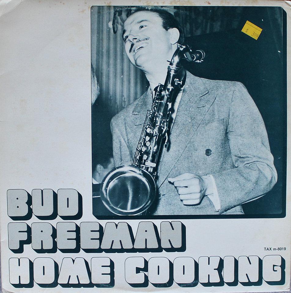"Bud Freeman Vinyl 12"" (New)"