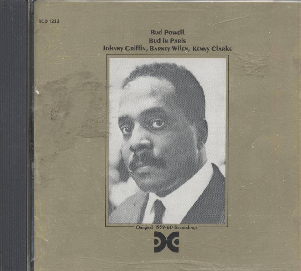 Bud Powell / Bud in Paris CD