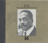 Bud Powell / Bud in Paris CD