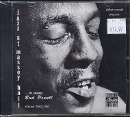 Bud Powell Trio CD