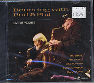 Bud Shank Quartet CD
