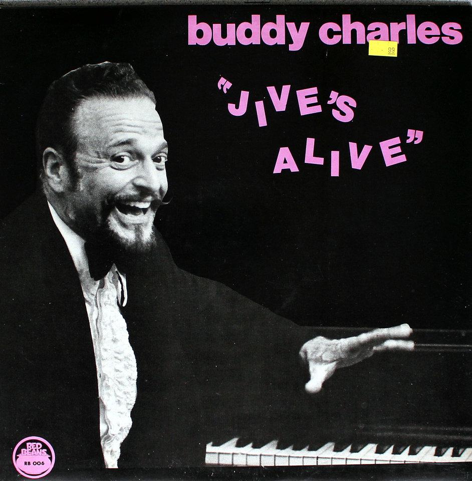 "Buddy Charles Vinyl 12"" (Used)"
