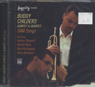 Buddy Childers Quintet/ Buddy Childers Quartet CD