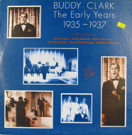 "Buddy Clark Vinyl 12"" (Used)"