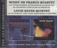 Buddy De Franco Quartet / Louis Hayes Quintet CD