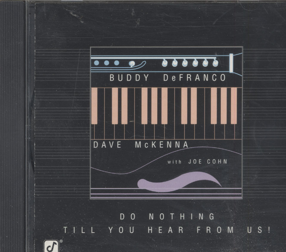 Buddy DeFranco / Dave McKenna CD