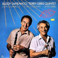 "Buddy DeFranco/Terry Gibbs Quintet Vinyl 12"" (Used)"