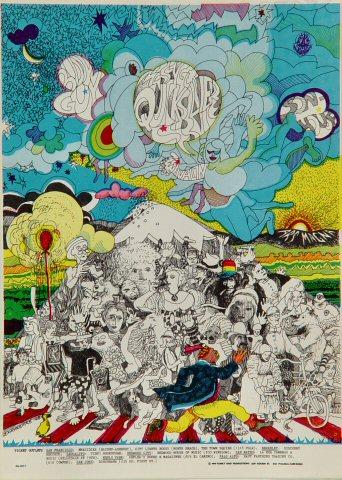 Buddy Guy Postcard