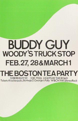 Buddy Guy Poster