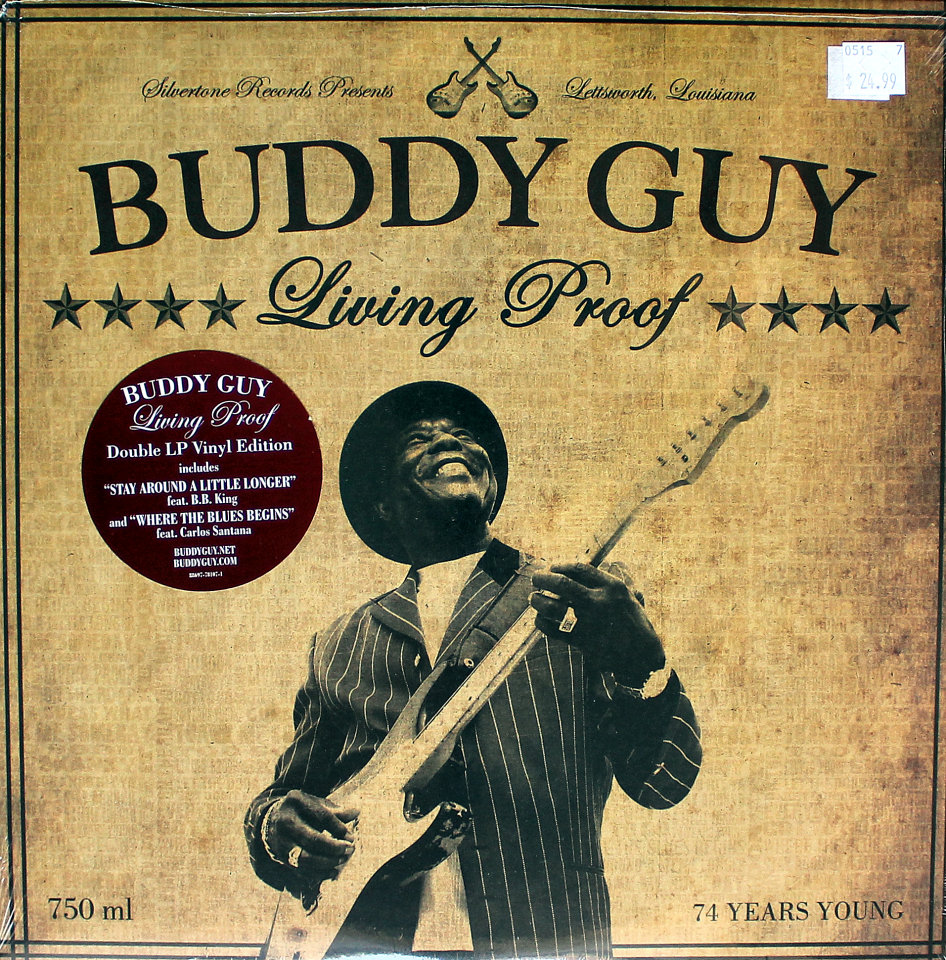 "Buddy Guy Vinyl 12"" (New)"