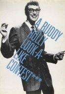 Buddy Holly Handbill