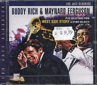 Buddy Rich & Maynard Ferguson CD